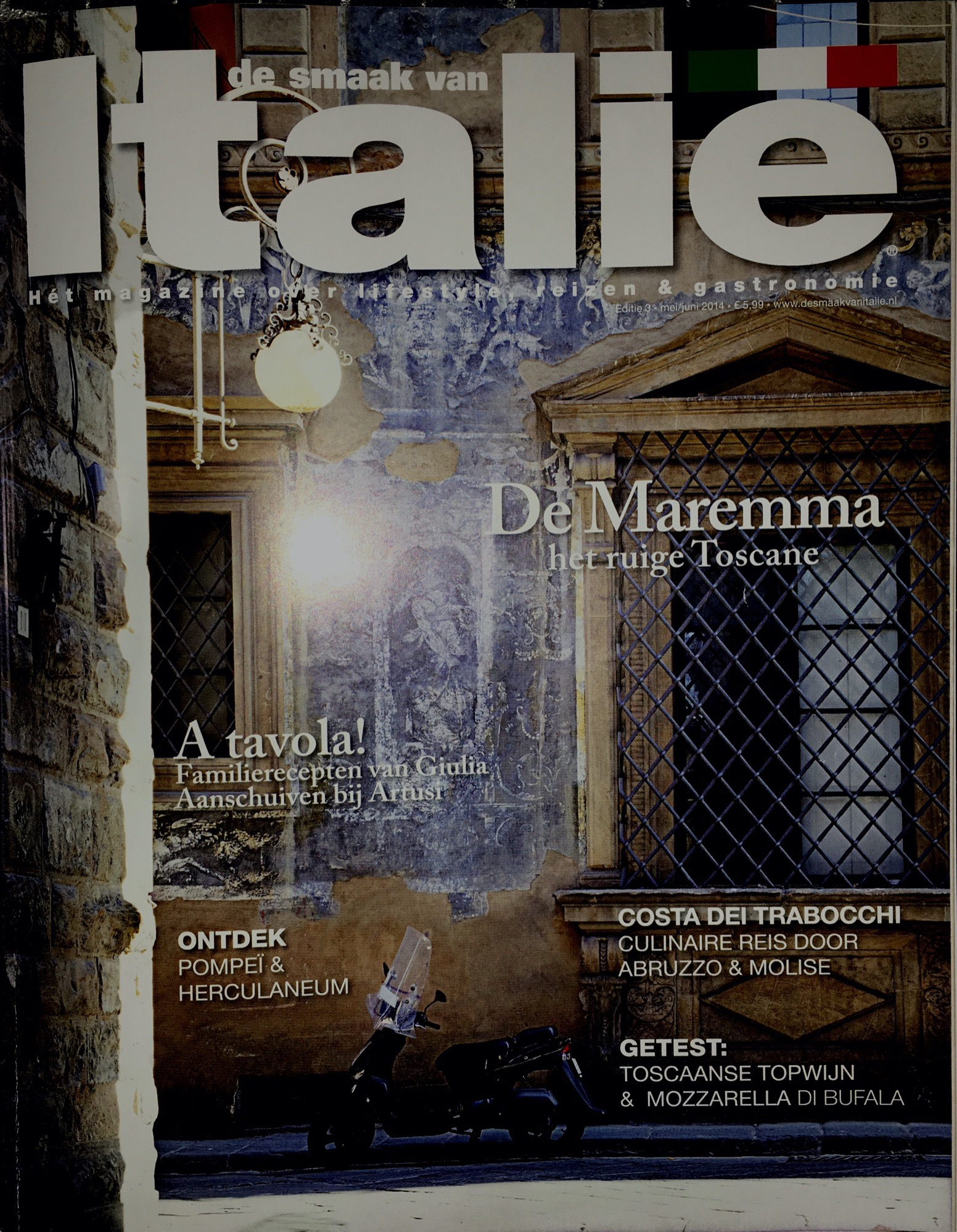 Italie.....Hèt magazine